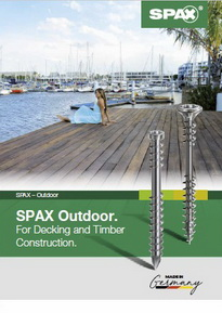 Outdoor brochure